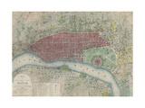 Maps of Calcutta (Kolkata)