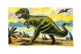 Dinosaurs Jack and Jill