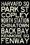 Massachusetts Bay Transportation Authority (The T)