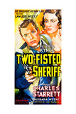 Two-Fisted Sheriff (1937)