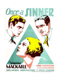 Once a Sinner (1931)