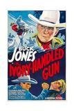 Ivory-Handled Gun