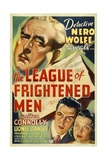 League of Frightened Men (1937)