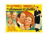 Baroness and the Butler, The (1938)
