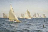 Sailboats (Fine Art)