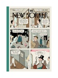 Money New Yorker Covers