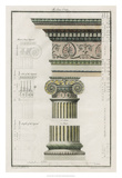Capitals & Cornices