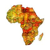 Maps of Congo