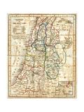 Maps of Palestine