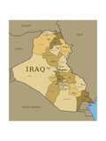 Maps of Iraq
