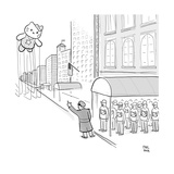 Cats New Yorker Cartoons