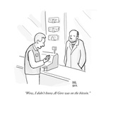 Internet New Yorker Cartoons