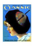 Motion Picture Classic (Vintage Art)