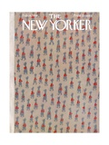 Charles E. Martin New Yorker Covers