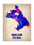 Maps of Oakland