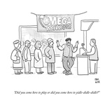 Consumerism New Yorker Cartoons