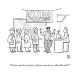 Paul Noth New Yorker Cartoons