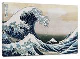 The Great Wave at Kanagawa by Hokusai