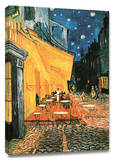 Cafe Terrace at Night by van Gogh
