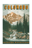 Colorado Travel Ads (Vintage Art)