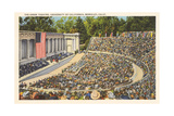 Amphitheatres (Vintage Photography)