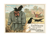 Scarecrows (Vintage Art)