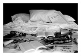 Bedrooms (B&W Photography)