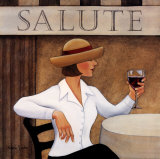 People with Wine
