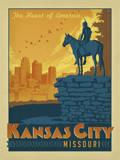 Missouri Travel Ads (Decorative Art)