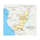 Maps of Congo