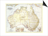 Maps of Oceania (Natl. Geo.)