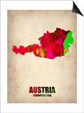 Maps of Austria