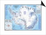 Maps of Antarctica