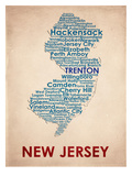 Maps of New Jersey