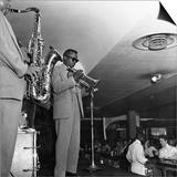 Miles Davis (Ebony)