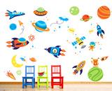 Kids Spaceships