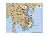 Maps of Vietnam