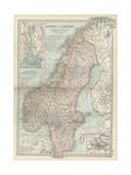 Maps of Norway