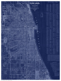 Maps of Chicago, IL
