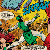 Karnak Character (Marvel Collection)