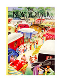 1940`s New Yorker Covers