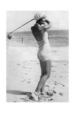 Golf (B&W Photography)
