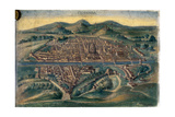 Maps of Florence