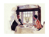 Dining Rooms (Vintage Art)
