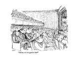 Edward Koren New Yorker Cartoons