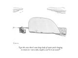 Zachary Kanin New Yorker Cartoons