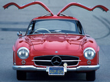 "Mercedes-Benz 300SL ""Gullwing"""