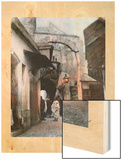 Alleys (Vintage Photography)