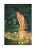Midsummer Eve by Hughes