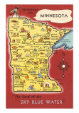Maps of Minnesota